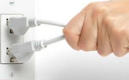 Cách tiết kiệm đến 55% điện tiêu thụ
