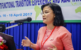 ĐH Khoa học xã hội và nhân văn TPHCM lần đầu có nữ Hiệu trưởng