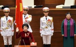Ủy ban Thường vụ Quốc hội có 5 thành viên nữ
