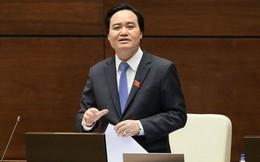 Bộ trưởng Phùng Xuân Nhạ khẳng định sẽ bỏ quy định xử phạt sinh viên bán dâm
