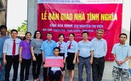 Hỗ trợ xây nhà tình nghĩa cho hộ nghèo ở huyện Nghi Xuân, Hà Tĩnh