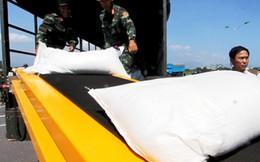 Toàn bộ hàng viện trợ từ Nga chuyển đến nạn nhân bão số 12