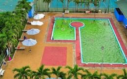 Quảng Ngãi: 2 trẻ đuối nước trong bể bơi của khách sạn
