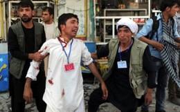 Đánh bom ở Afghanistan, 61 người chết