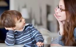 'Thần chú' giúp trẻ tốt hơn mỗi ngày