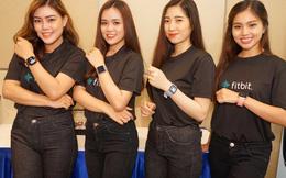 Synnex FPT trình làng thiết bị theo dõi sức khỏe thông minh Fitbit Versa