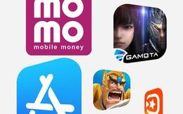 Ví Điện tử MoMo có thể được dùng thanh toán cho App Store và các dịch vụ Apple khác tại Việt Nam