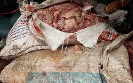 Cơ sở chế biến hàng trăm kg mỡ lợn mỗi ngày từ nguyên liệu bẩn