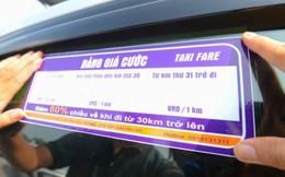 Taxi rục rịch tăng giá cước từ 5% đến 7%