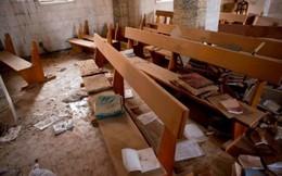 IS 'nhào' 250 trẻ em như nhào bột bánh mỳ