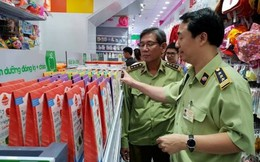 Kiểm tra hoạt động của siêu thị Con Cưng trên toàn quốc