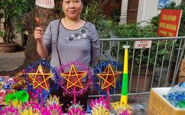 Đồ chơi truyền thống 'lẻ loi' trong ngày Tết trung thu