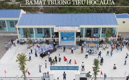 MoneyGram Foundation tiếp tục phối hợp với Children of Vietnam tài trợ xây dựng trường tại huyện Tây Giang