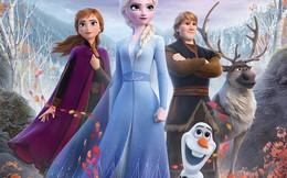 'Frozen II' trở thành phim hoạt hình có doanh thu mở màn 'cao ngất'