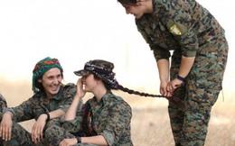 Sự thật chua chát của những nữ chiến binh chống IS