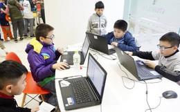 Học lập trình giúp trẻ không 'dán mắt' vào game