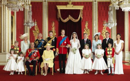 Uống như gia đình Hoàng gia