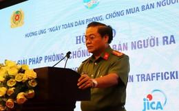 Hội LHPNVN và Bộ Công an bàn giải pháp phòng, chống mua bán người ra nước ngoài