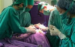 Phẫu thuật, cứu sống bé 20 ngày tuổi bị khuyết tật tim bẩm sinh nguy hiểm