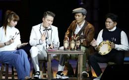Đàm Vĩnh Hưng mang cả kèn đám ma lên sân khấu Bolero