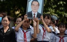 Nguyên Thủ tướng Phan Văn Khải về với đất mẹ Củ Chi