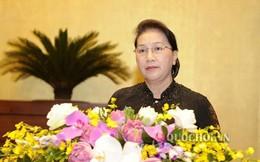 Chủ tịch Quốc hội Nguyễn Thị Kim Ngân: Kỳ họp thứ 7 được hoàn thành vớitinh thần dân chủ, nghiêm túc và trách nhiệm