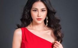 Á hậu biển Phương Khánh đại diện Việt Nam dự thi Hoa hậu Trái đất 2018