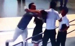 Cấm bay với 2 hành khách đánh nữ nhân viên hàng không