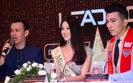 Hoa hậu Trái đất Phương Khánh lúng túng khi bị hỏi không thấy mang vương miện về Việt Nam