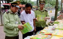Lễ hội Đền Hùng: 2 số đường dây nóng để du khách phản ánh về an toàn thực phẩm
