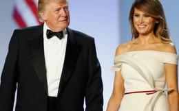 Bà Trump lần đầu vượt chồng về tỷ lệ ủng hộ