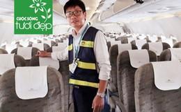 Nhân viên sân bay trả lại ví có 122 triệu đồng cho khách bỏ quên