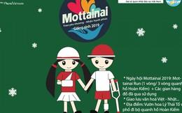 Còn 11 ngày nữa tới Ngày hội Mottainai 2019 'Giáng sinh Trao yêu thương - Nhận hạnh phúc'