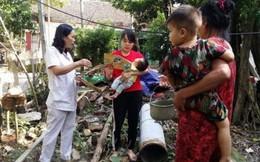 Điện Biên: tăng cường sức khoẻ người dân từ cải thiện vệ sinh