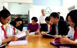 Khai trương 3 thư viện nhỏ do Hàn Quốc tài trợ tại Nam Định