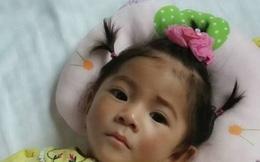 'Bé gái 14 tháng nặng 3,5kg' tăng cân 'thần kỳ'