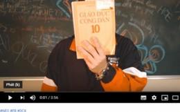 Vụ đốt sách quay MV ở trường chuyên Hà Nội-Amsterdam - bài học cho nhiều trường
