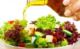 10 loại dầu ăn tốt nhất để pha chế nước sốt trộn salad