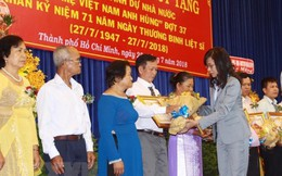 TPHCM: Phong tặng và truy tặng danh hiệu Bà mẹ Việt Nam Anh hùng cho 44 mẹ