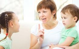 Cha mẹ thiếu công bằng khiến các con xung đột