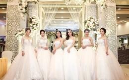 Miller Hà Lê tỏa sáng với vị trí vedette tại Vivian Wedding Fashion 2018