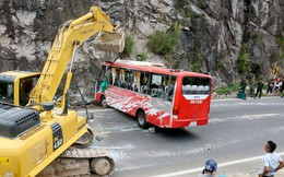 Lật xe khách trên đèo Khánh Lê: Phó Thủ tướng chỉ đạo khắc phục