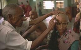 Với phụ nữ Ấn Độ, có tóc là… có tiền