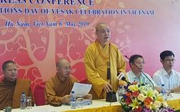 Sự chân thành, cam kết, tôn trọng các điểm dị biệt giữa truyền thống các phật giáo, sẽ tạo nên thành công Vesak