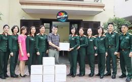3 phòng, ban thuộc Cục Hậu cần, Bộ Tổng Tham mưu trao quà ủng hộ Mottainai 2019