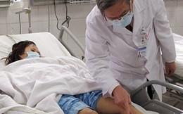 Nữ sinh bị viêm não mô cầu, 2 người phải cách ly