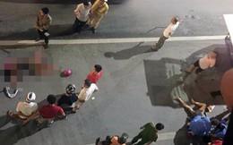 Hà Nội: Lái xe Mercedes đâm 2 phụ nữ tử vong rồi bỏ chạy