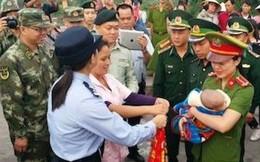 Bộ đội biên phòng Quảng Ninh: Hạnh phúc rưng rưng sau mỗi lần giải cứu nạn nhân bị buôn bán trở về