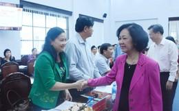 Công tác phụ nữ đòi hỏi quyết tâm chính trị của người đứng đầu
