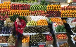 cách nhận biết trái cây ngoại nhập và trôi nổi